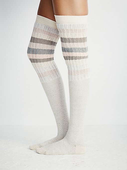 Product Image: Huntington Over The Knee Sock