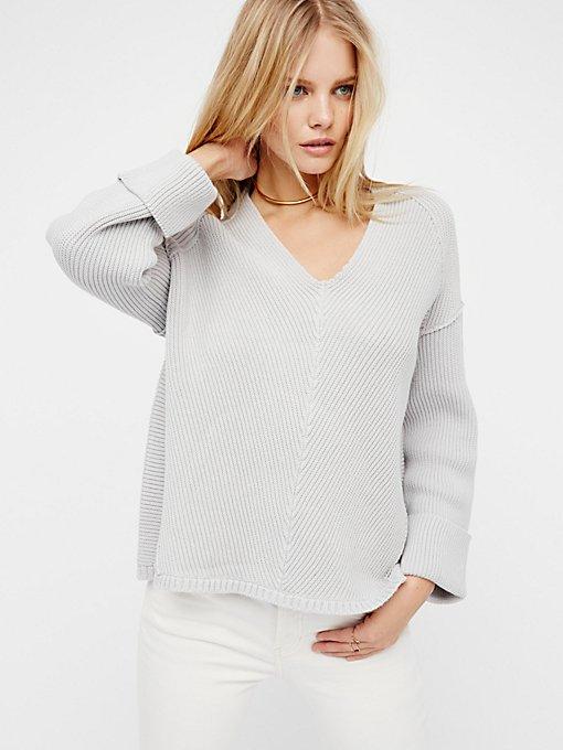 Product Image: La Brea V-Neck Sweater