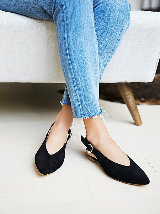 Product Image: Monte Rosa平底鞋
