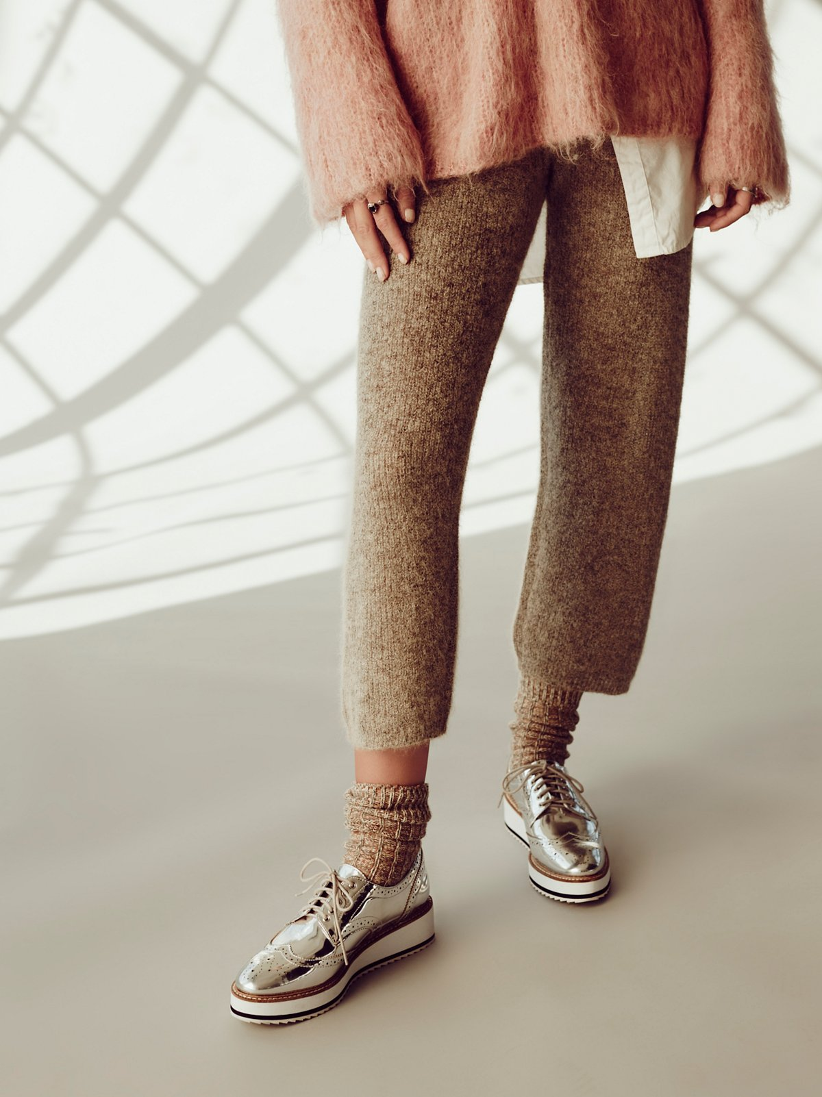 Ayers Knitted Leggings