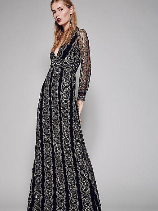 Product Image: Moroccan Lace Gown