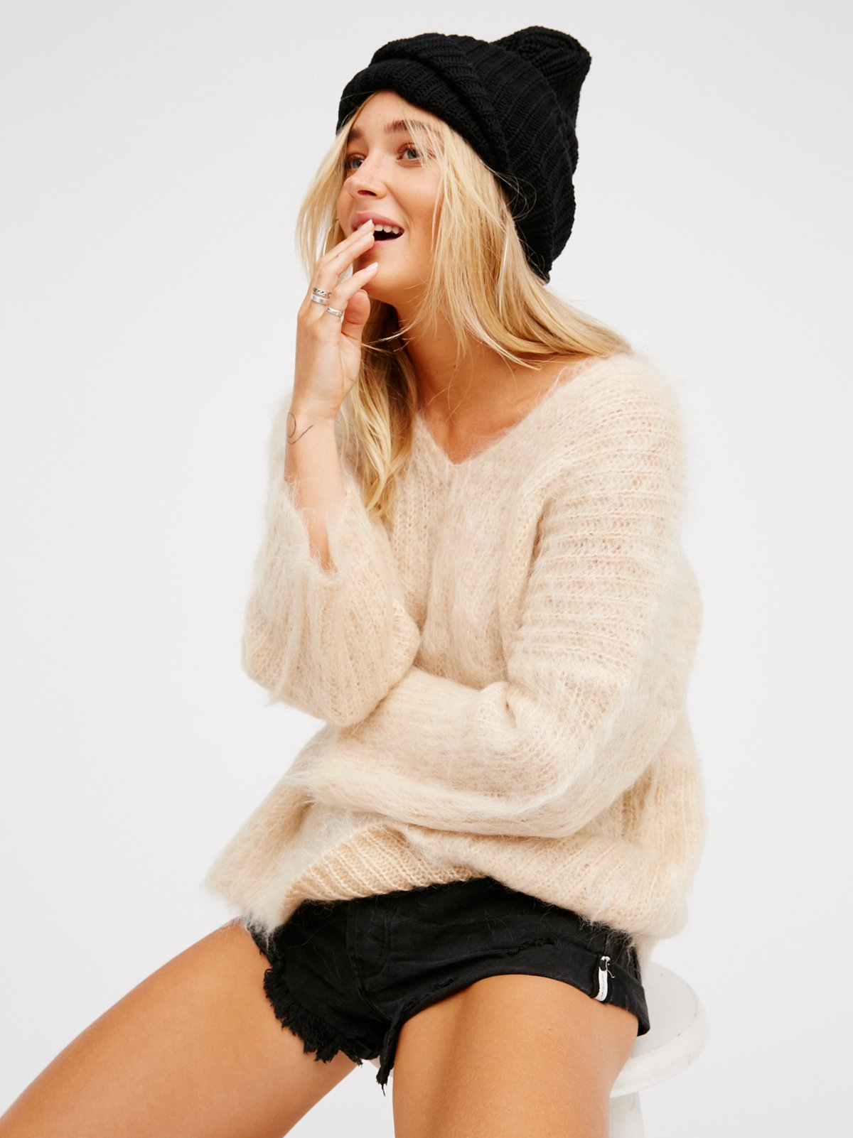 Brice Knitted Sweater