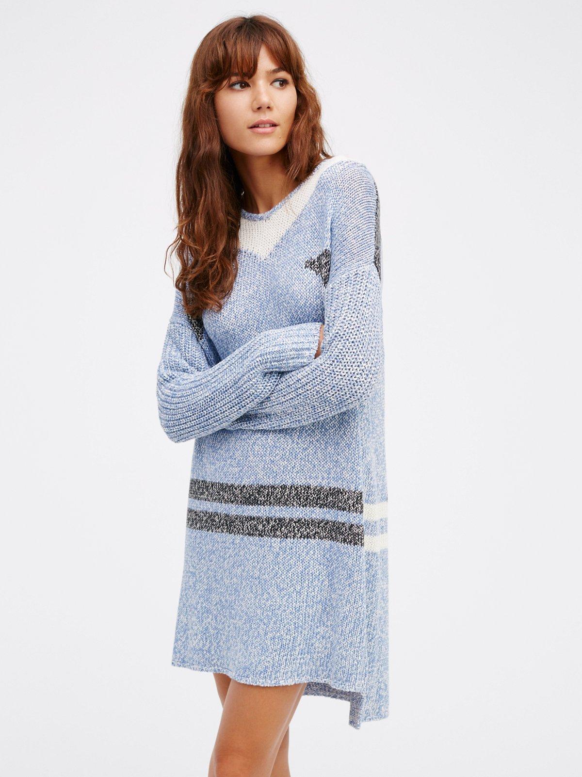 Snow Drift Dress