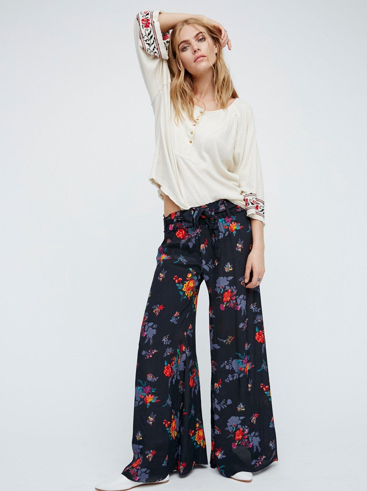 FP One Moonlight Garden长裤