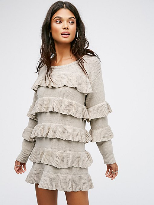 Product Image: El Dorado Poncho Dress