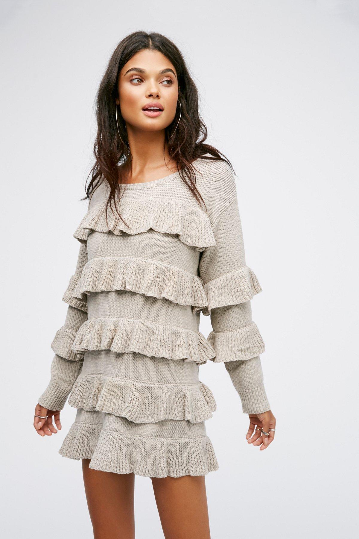 El Dorado Poncho Dress