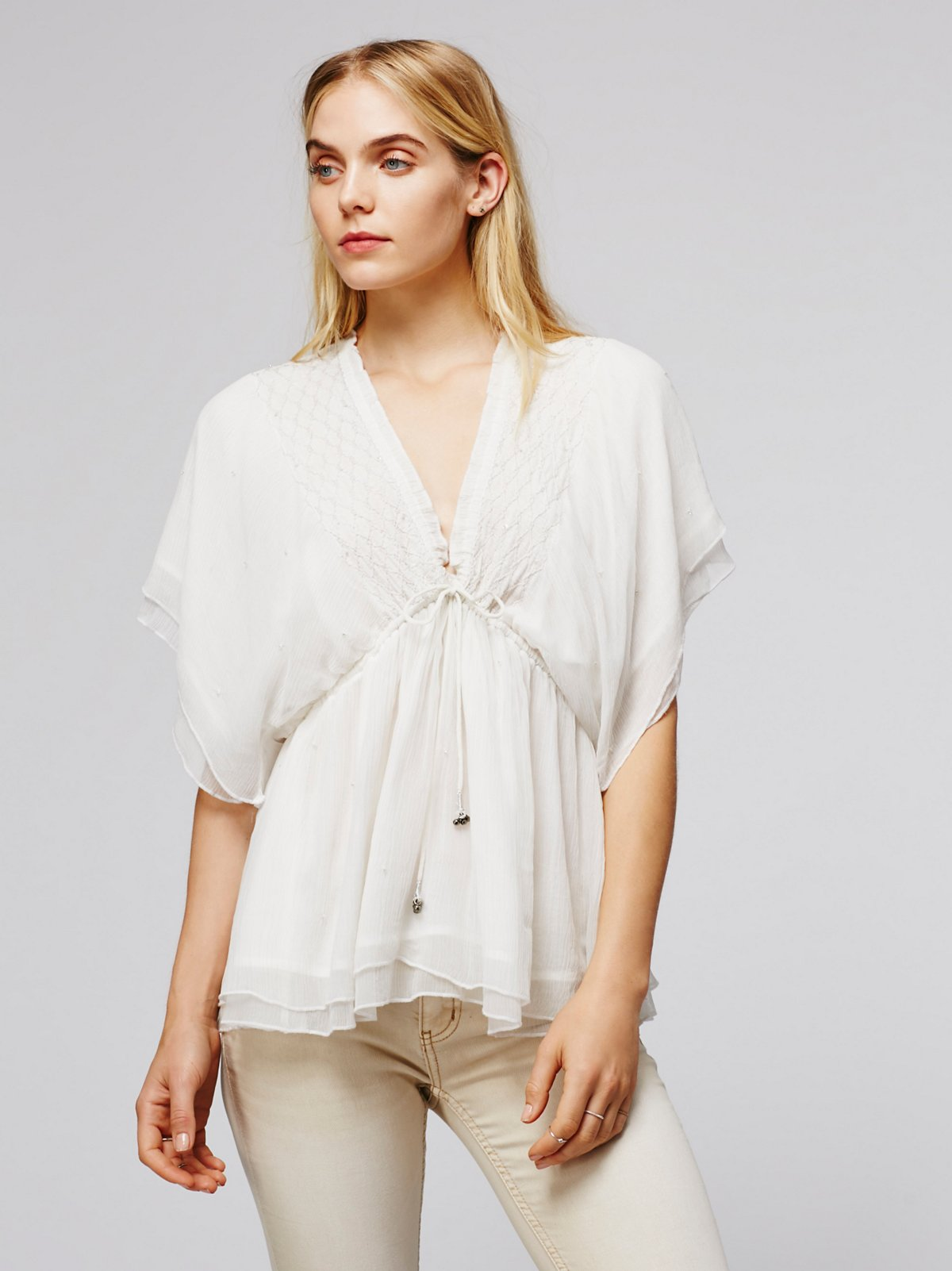 Love at Last Embellished Top