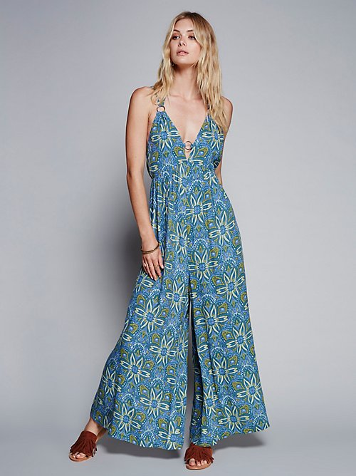 Free People Womens Days Night One-Piece