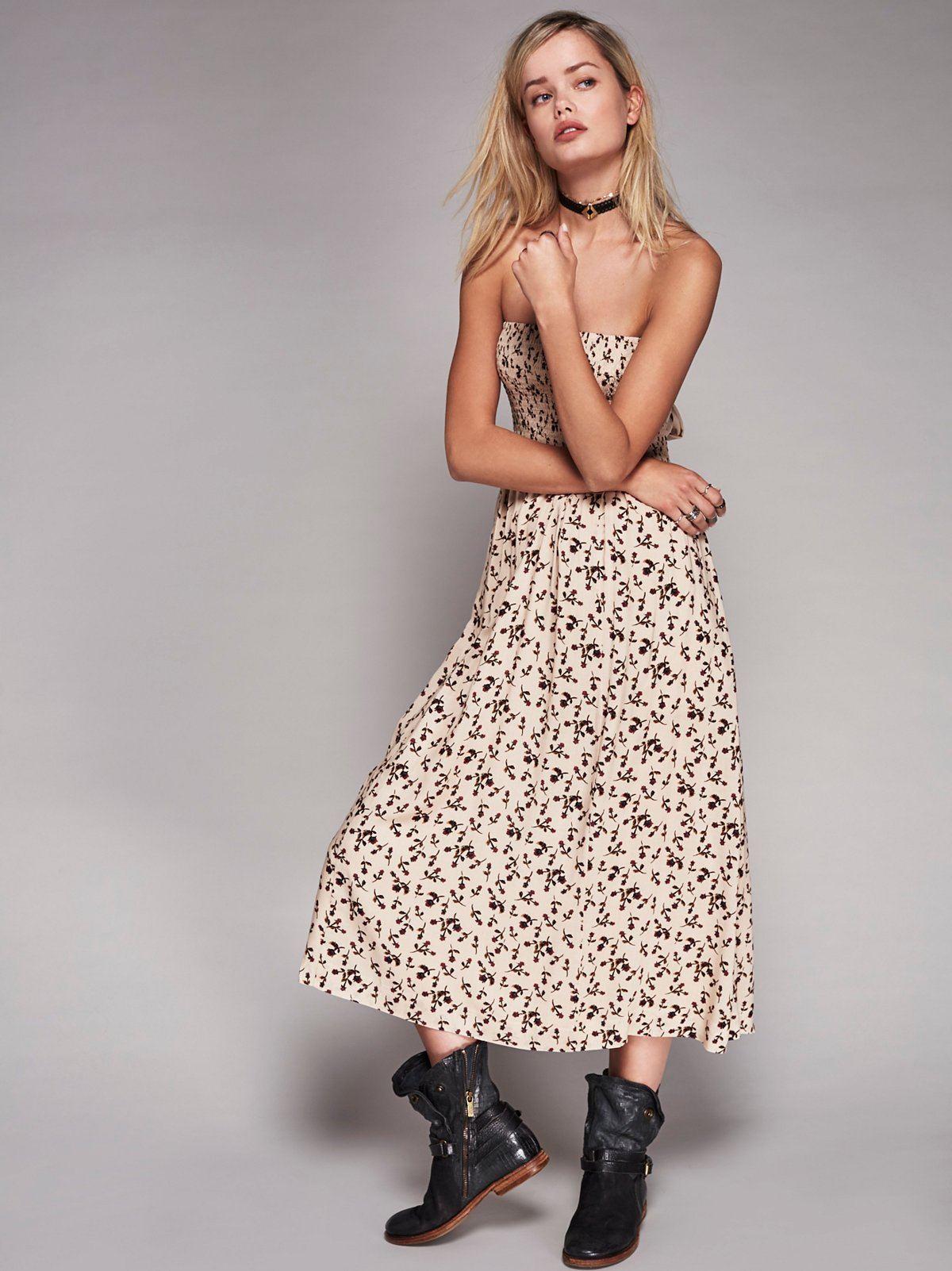 Killer Queen Midi Dress