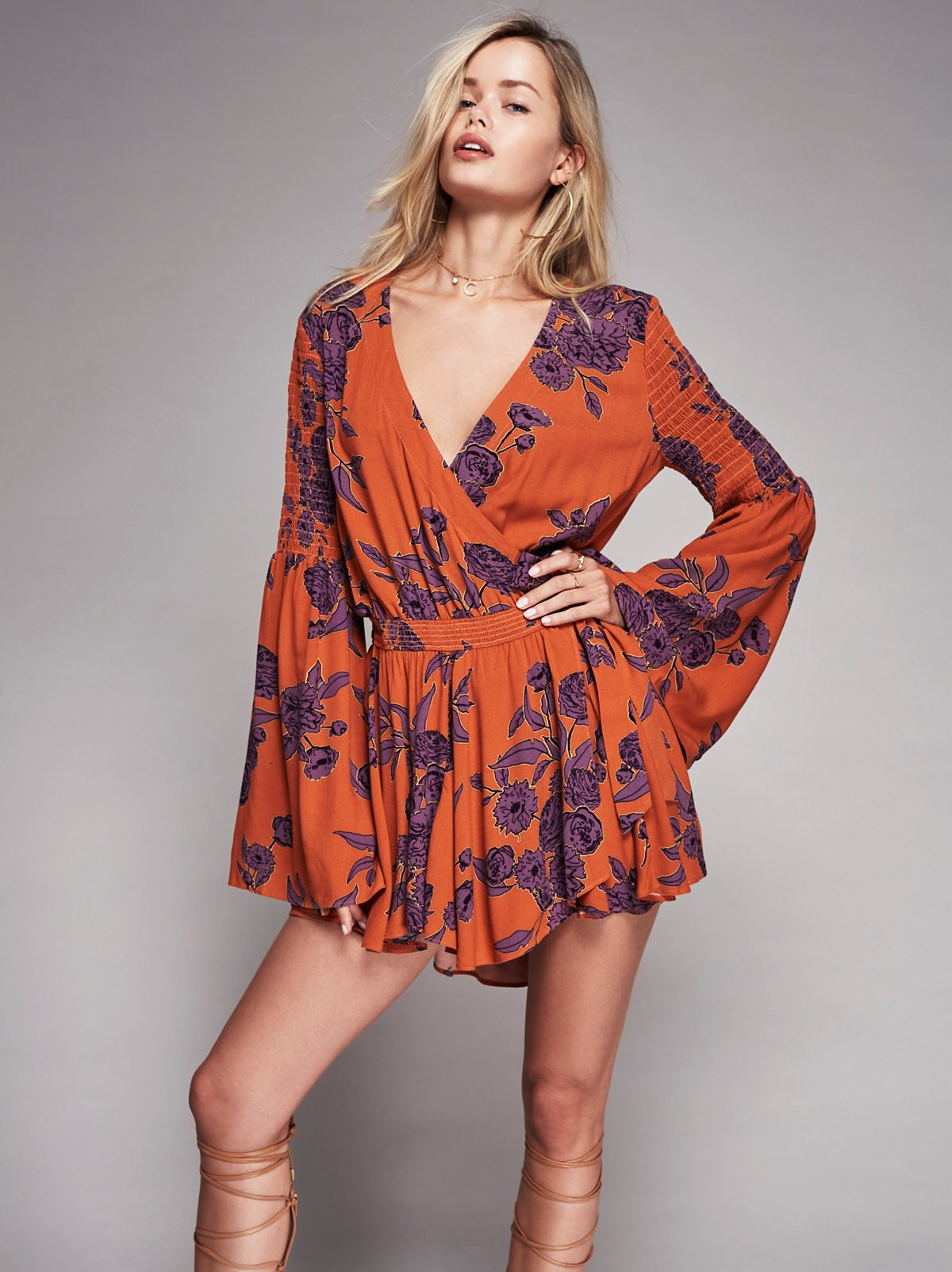 Forever Love Printed Tunic