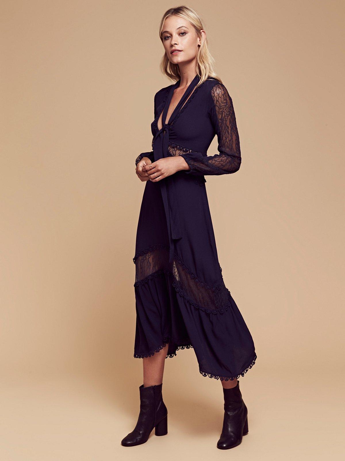 Lilou Midi Dress