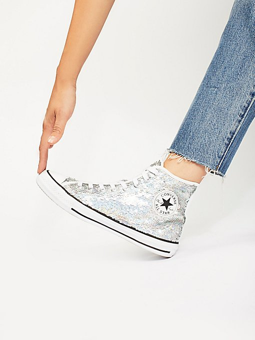 Product Image: Paradise Party Hi Top Chucks