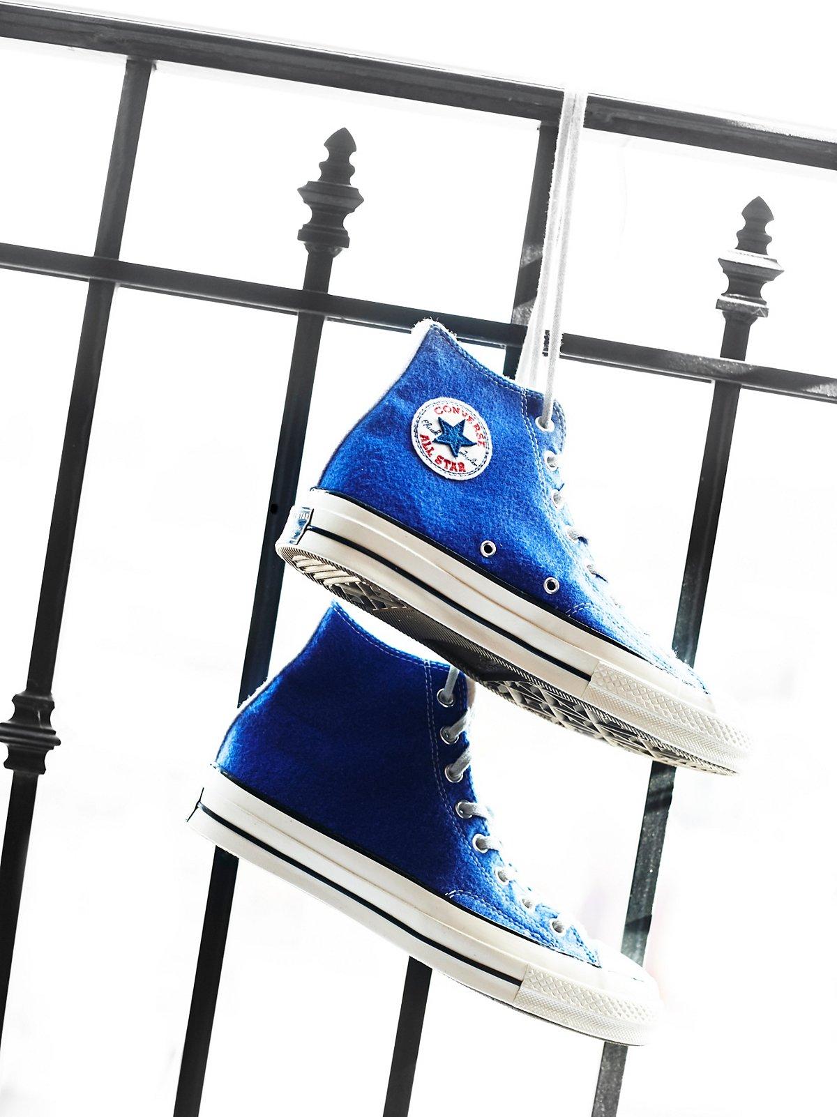 Converse Wool Hi Top Sneaker