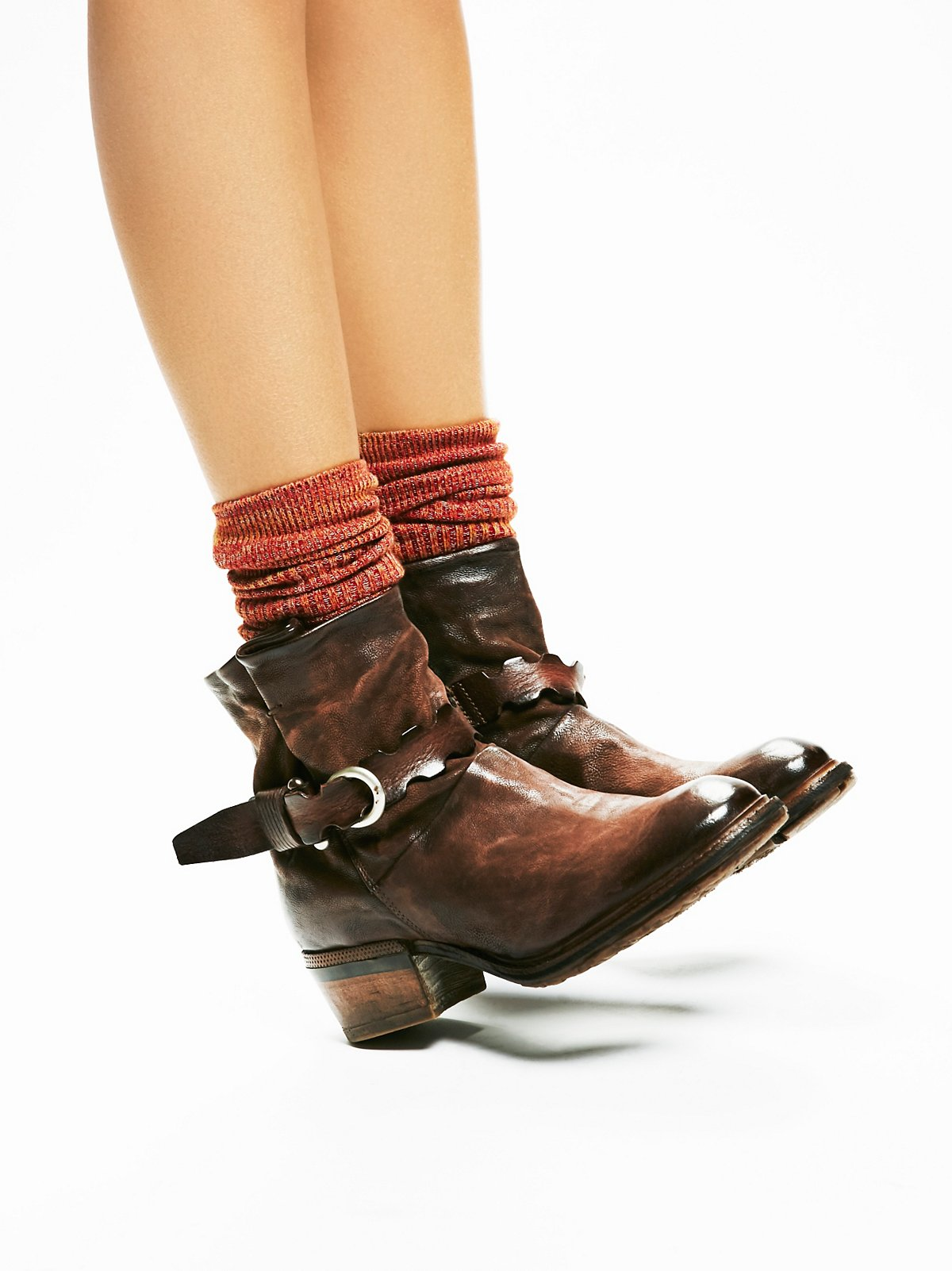 Hendrix Engineer靴子