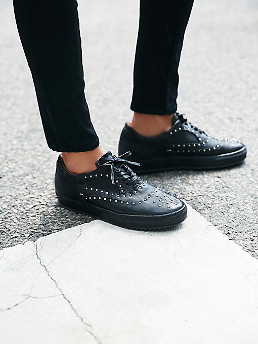 Product Image: Long Drive Studded Sneaker