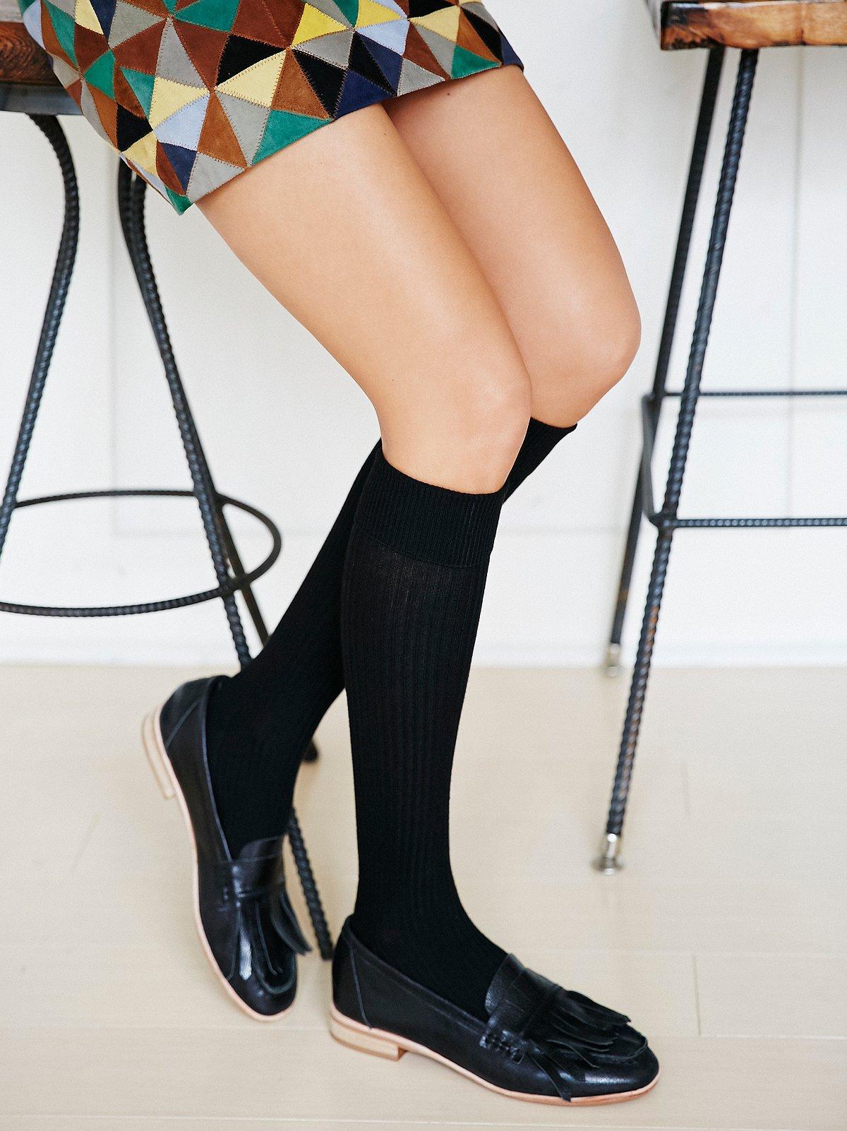 Bellevue Knee High Sock