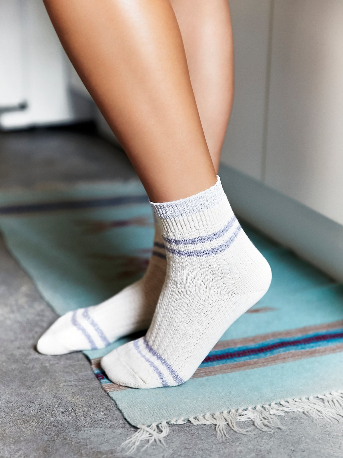 Windsor Heathered Ankle Sock