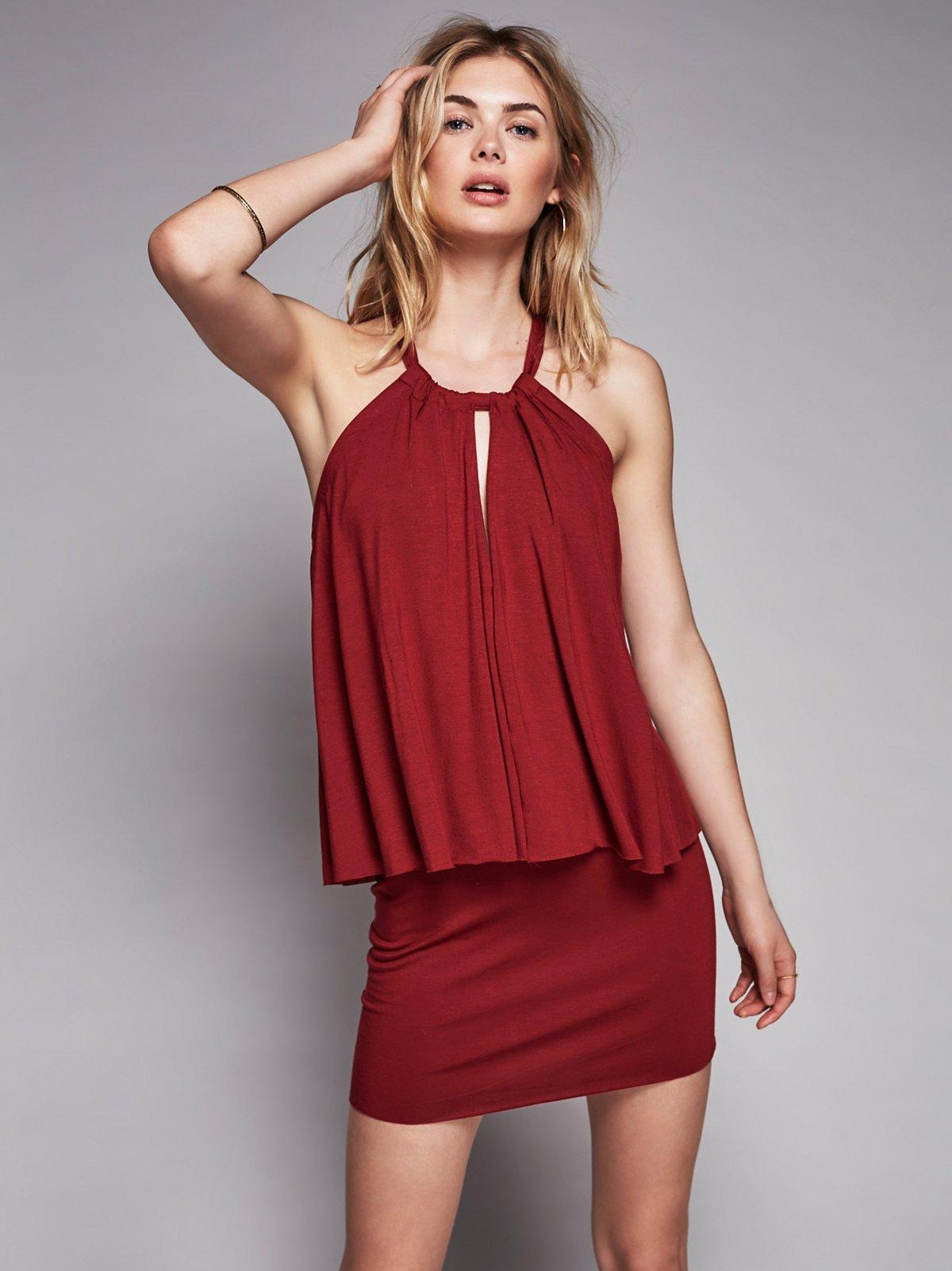 Rachel连衣裙