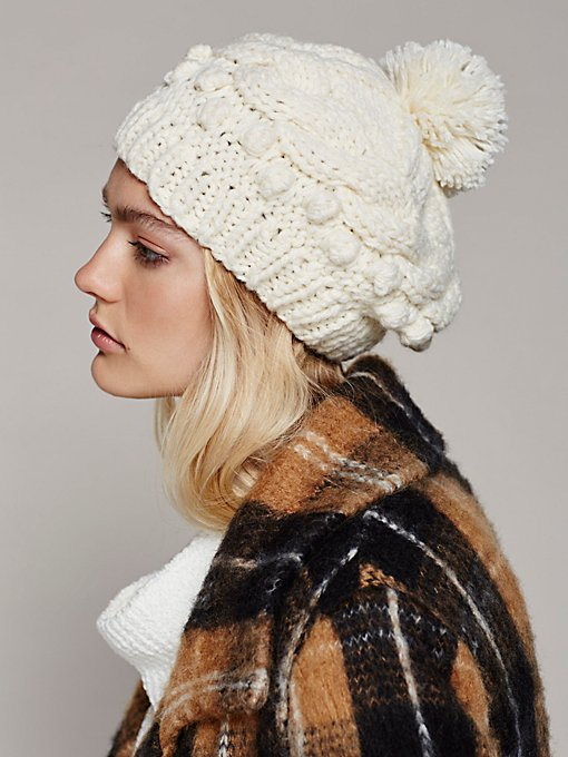 Product Image: Bobble Knit Beret