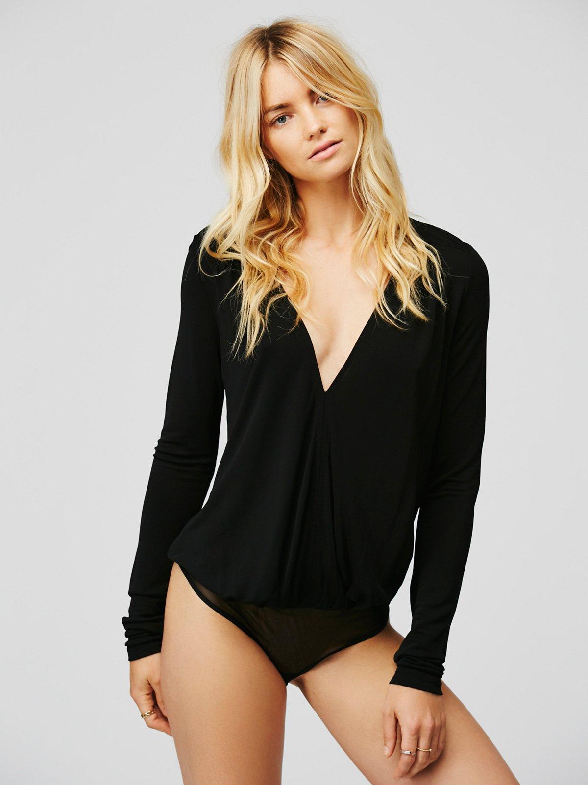Say No More Bodysuit