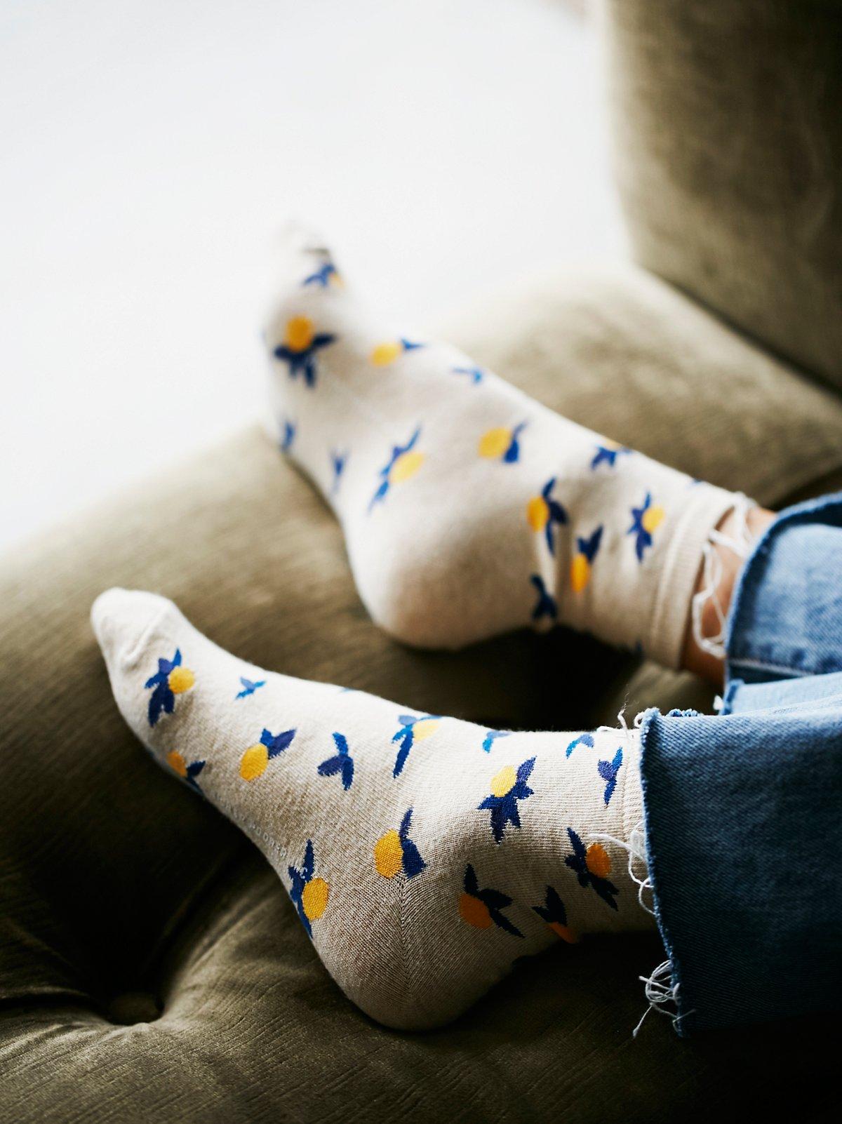Hamlin短袜