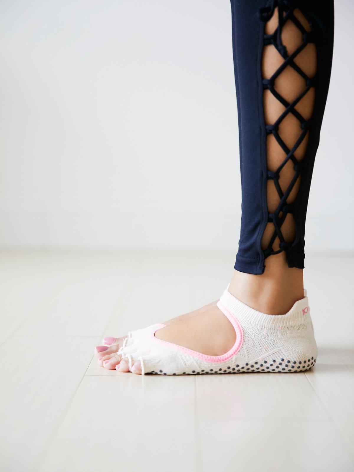 Bellarina Namaste瑜伽袜