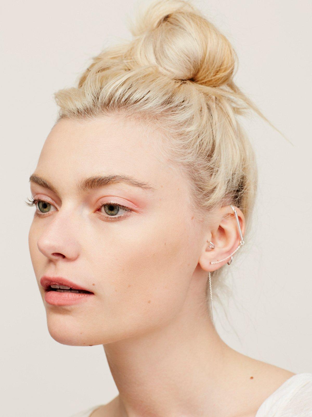 Ear Cuff Threader Earring