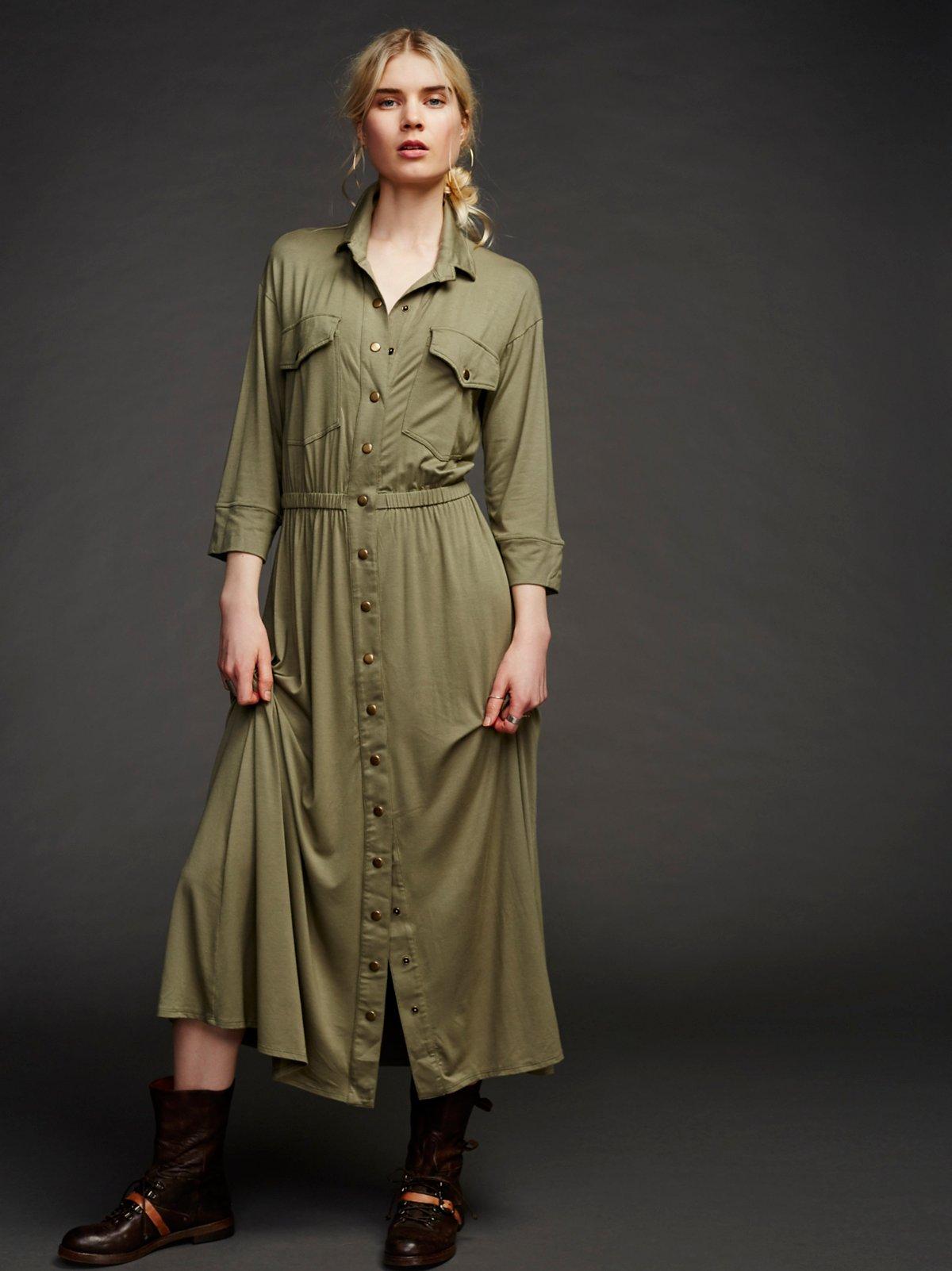 Mirette连衣裙