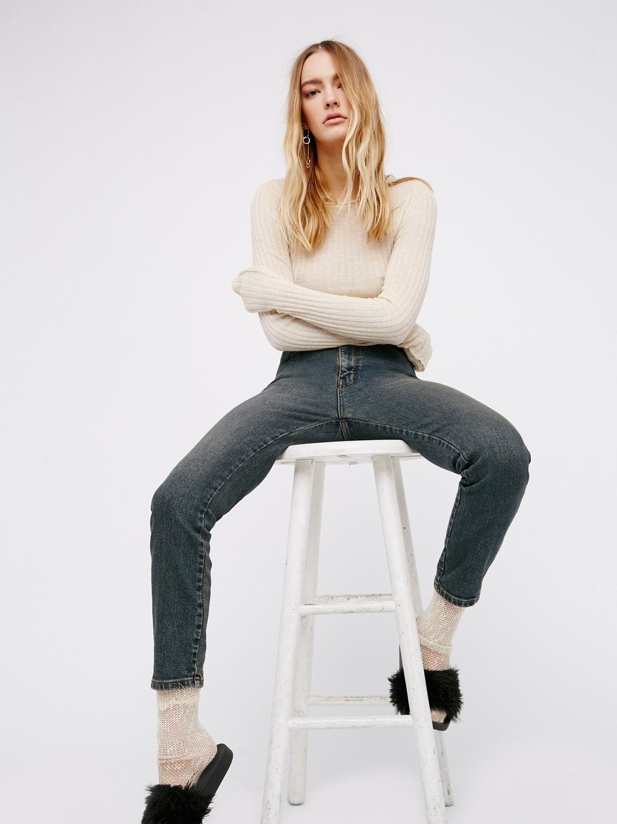 Ace High Rise Skinny