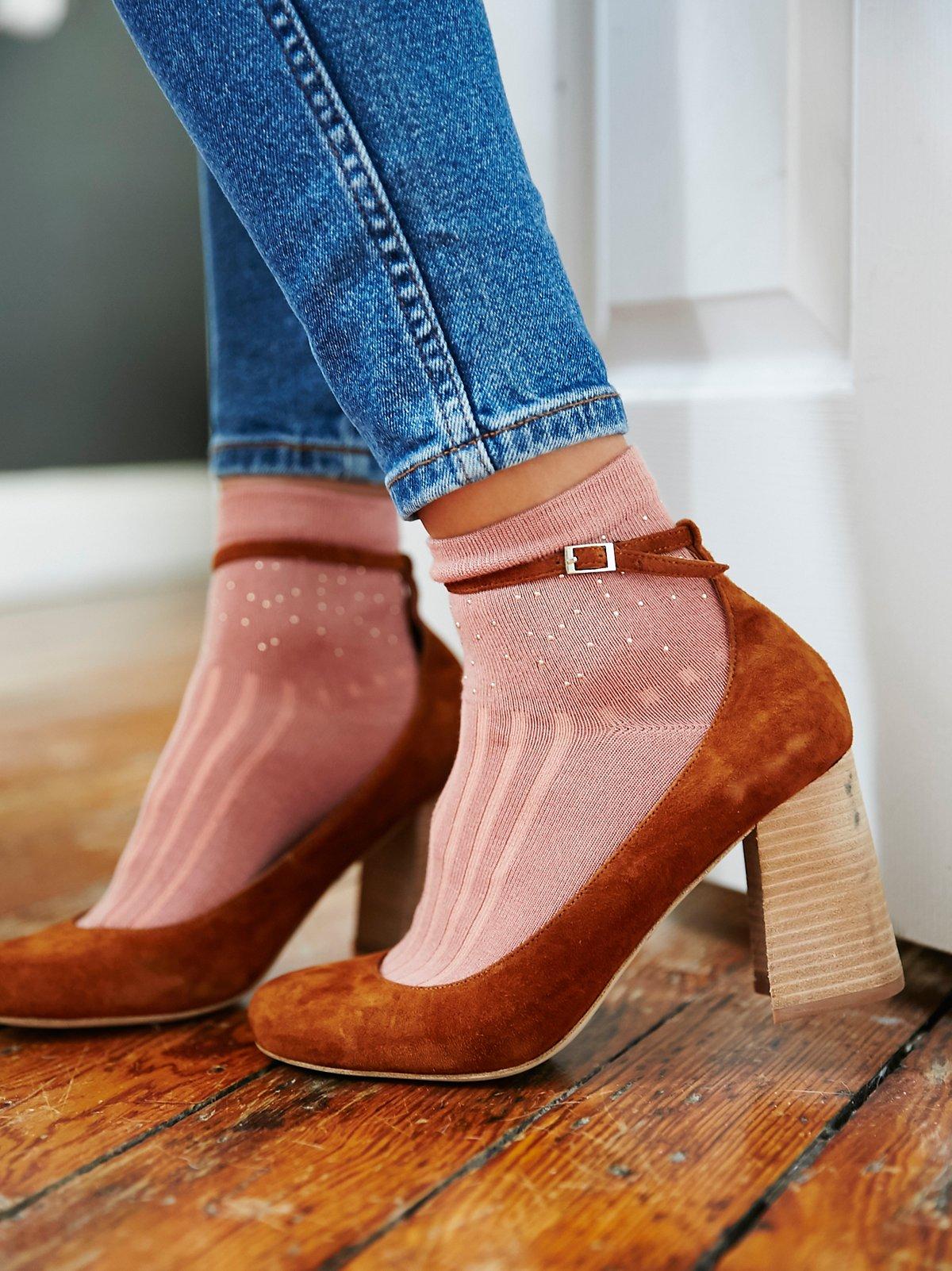Province Studded Anklet