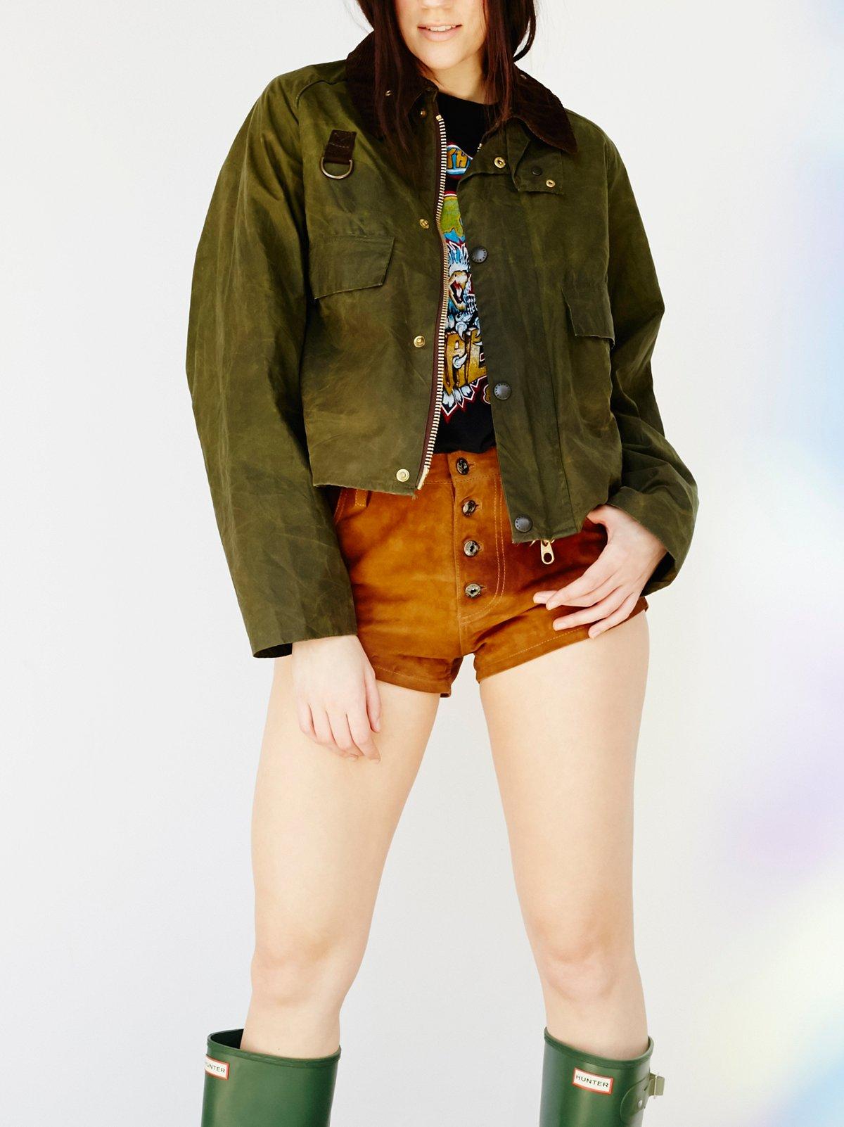 Vintage Barbour Jacket