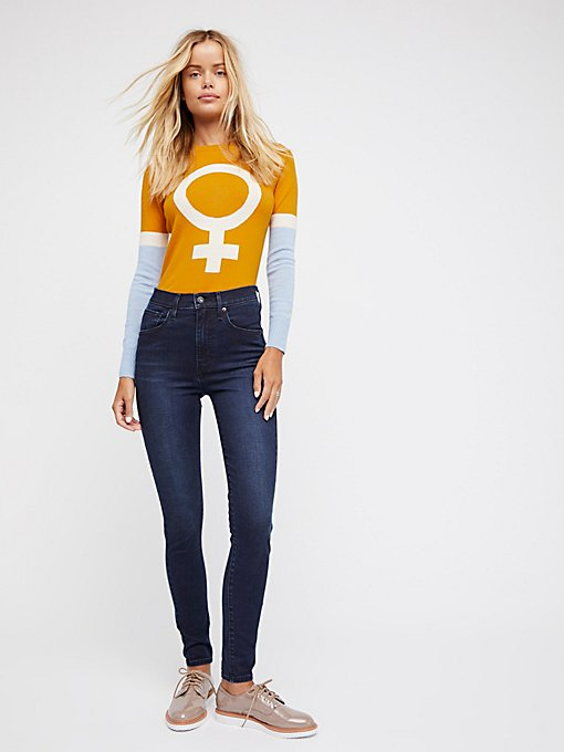 Product Image: Levi's Mile High Super Skinny