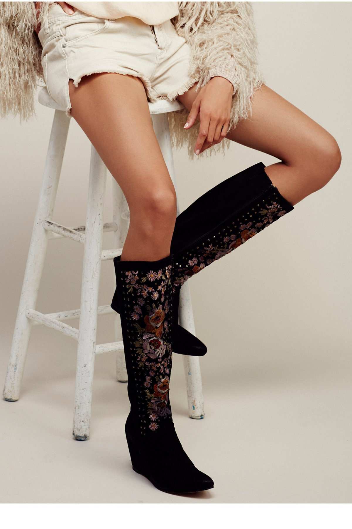 Penny Lane Tall Boot
