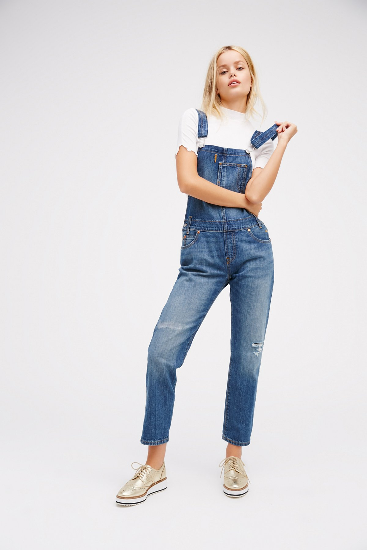 Levi's Heritage Dungarees