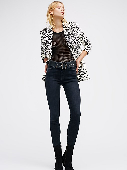 Product Image: Levi's 721 High Rise Skinnies