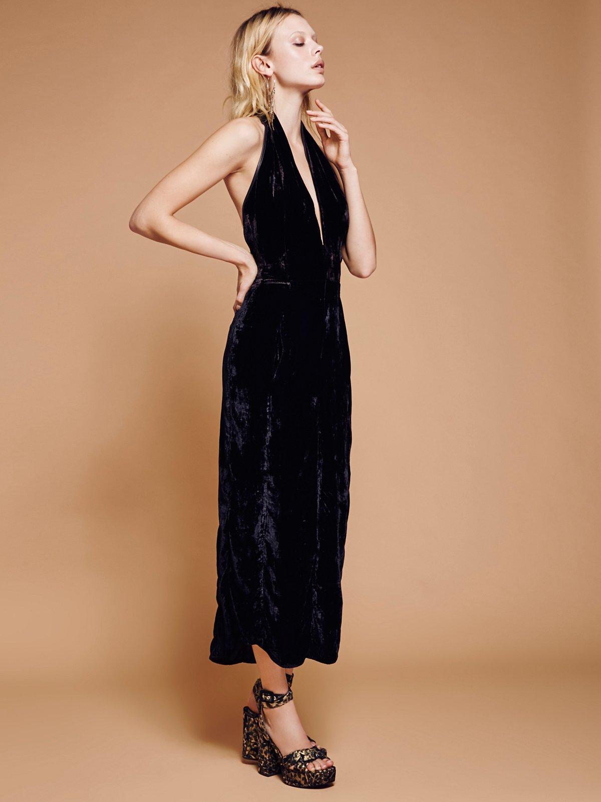 Avery Long Dress