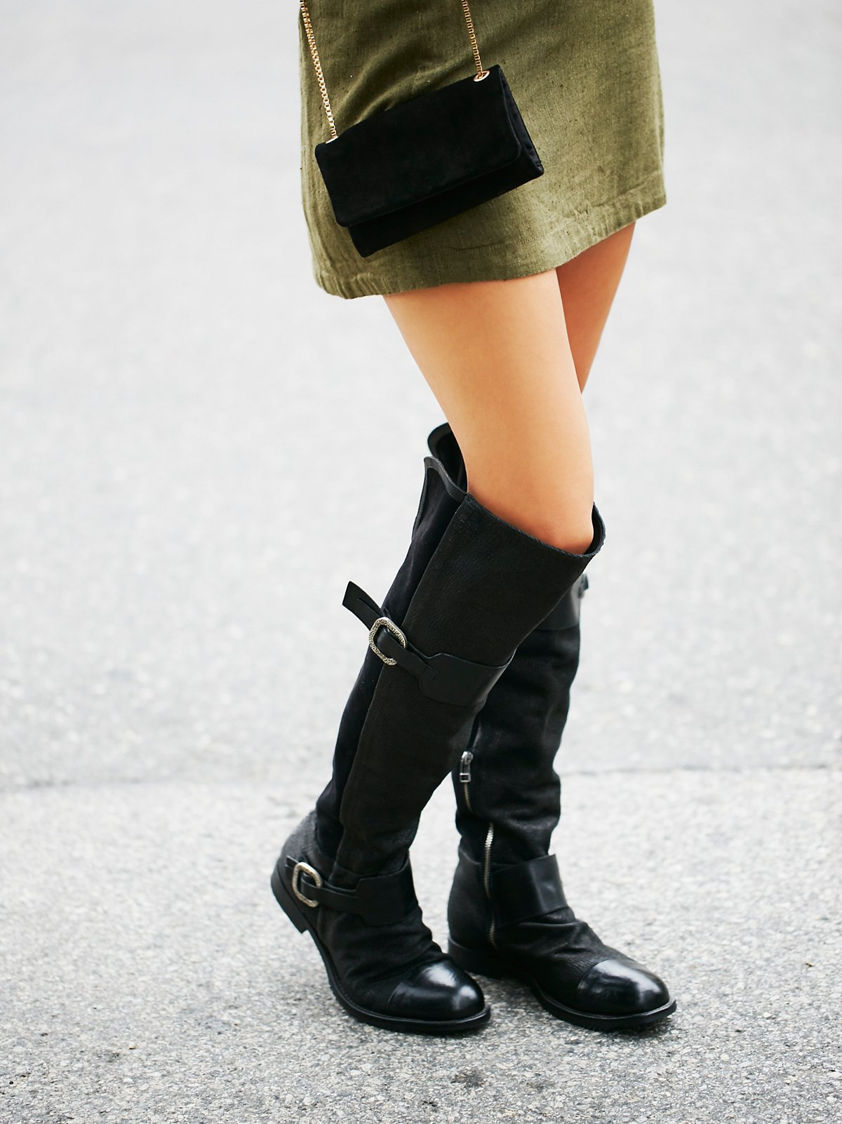 Maurin Tall Boot