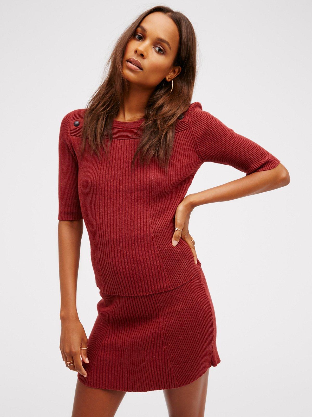 Little Minx Sweater Set