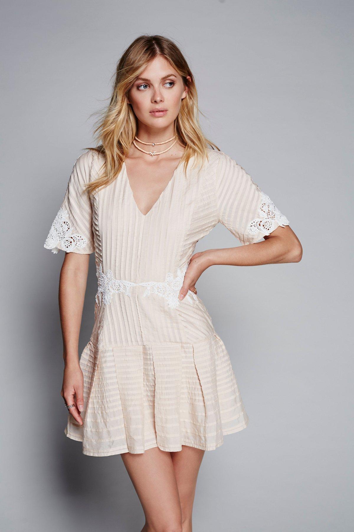 Ma Cherie Mini Dress