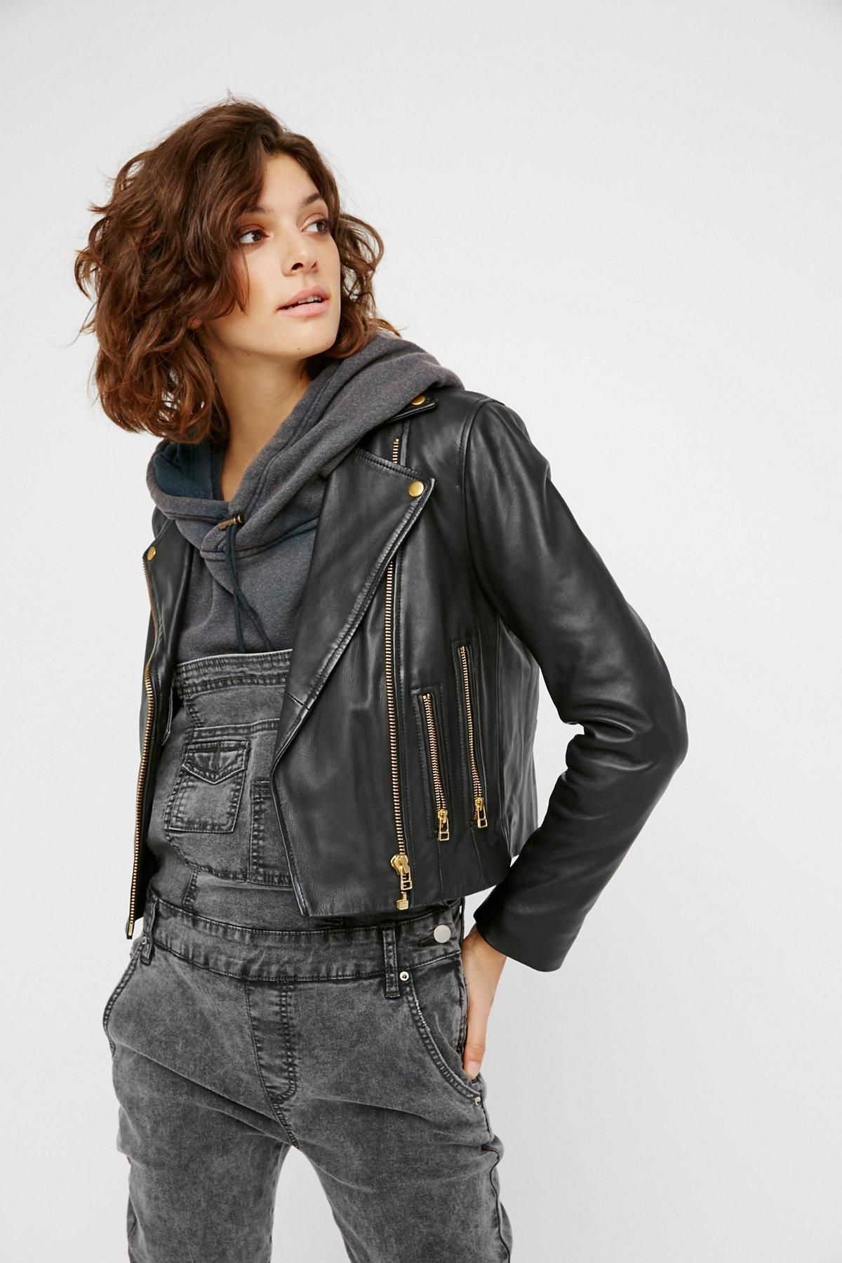 Harrier Biker Jacket