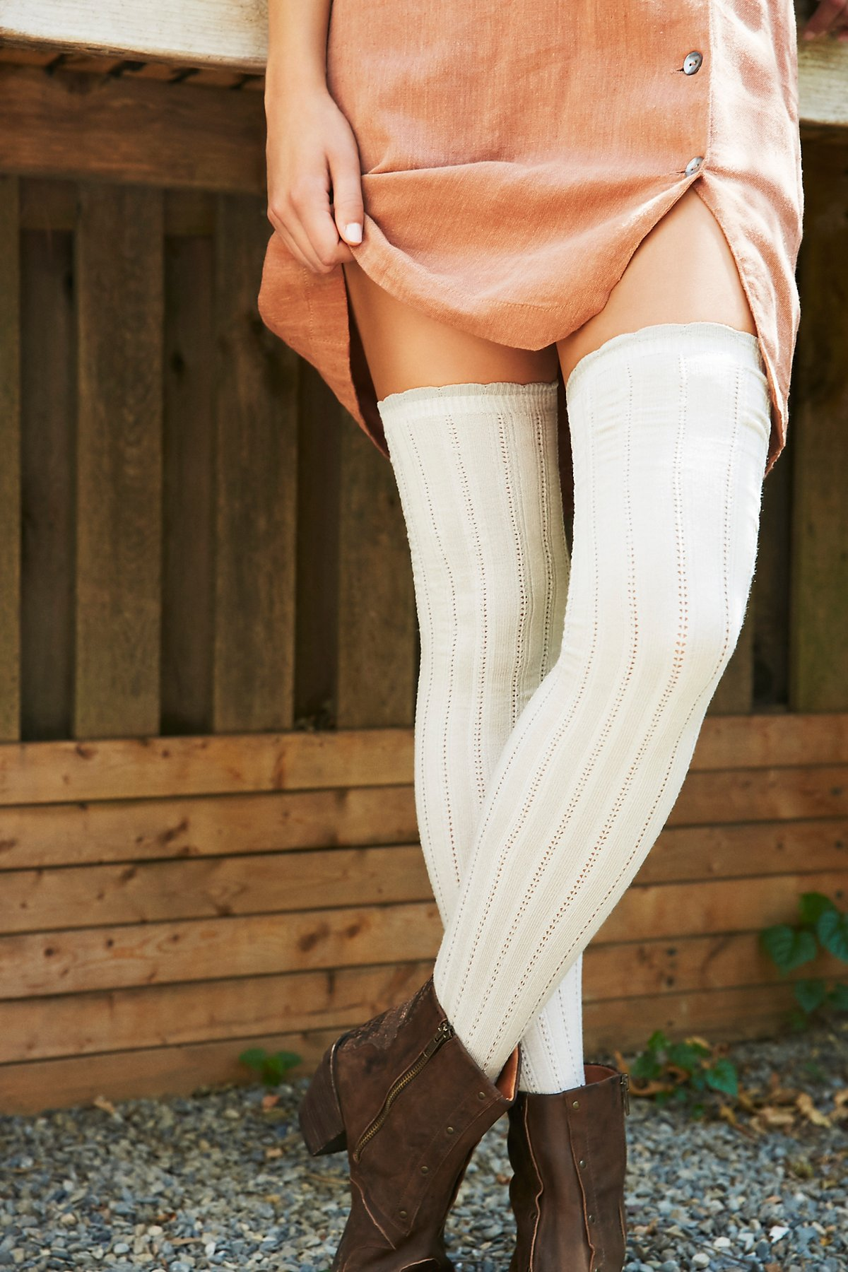 All For One Over the Knee Sock