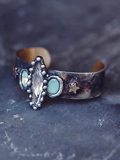Product Image: Starship Opal Star Cuff