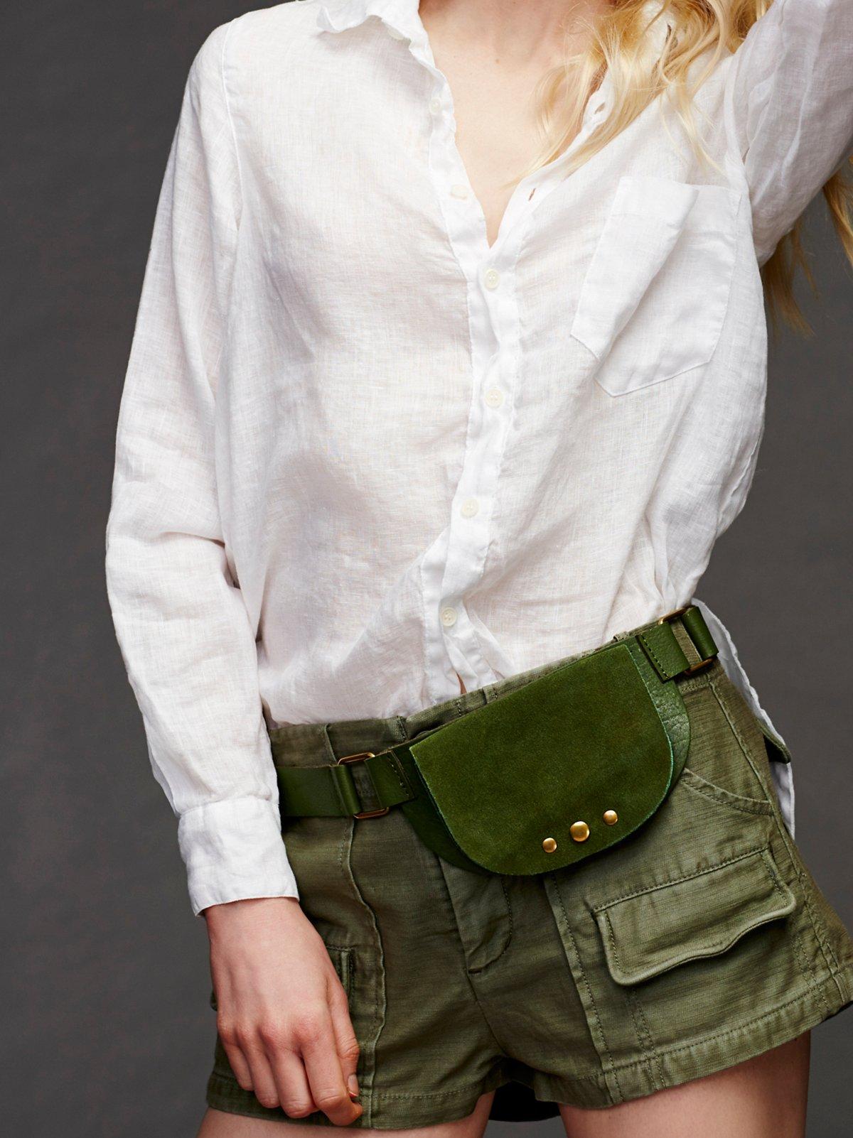Cara Pocket Belt