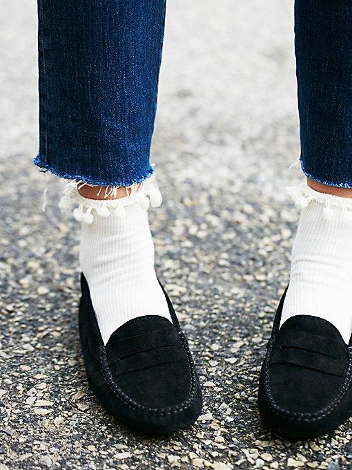 Product Image: Pompom Anklet