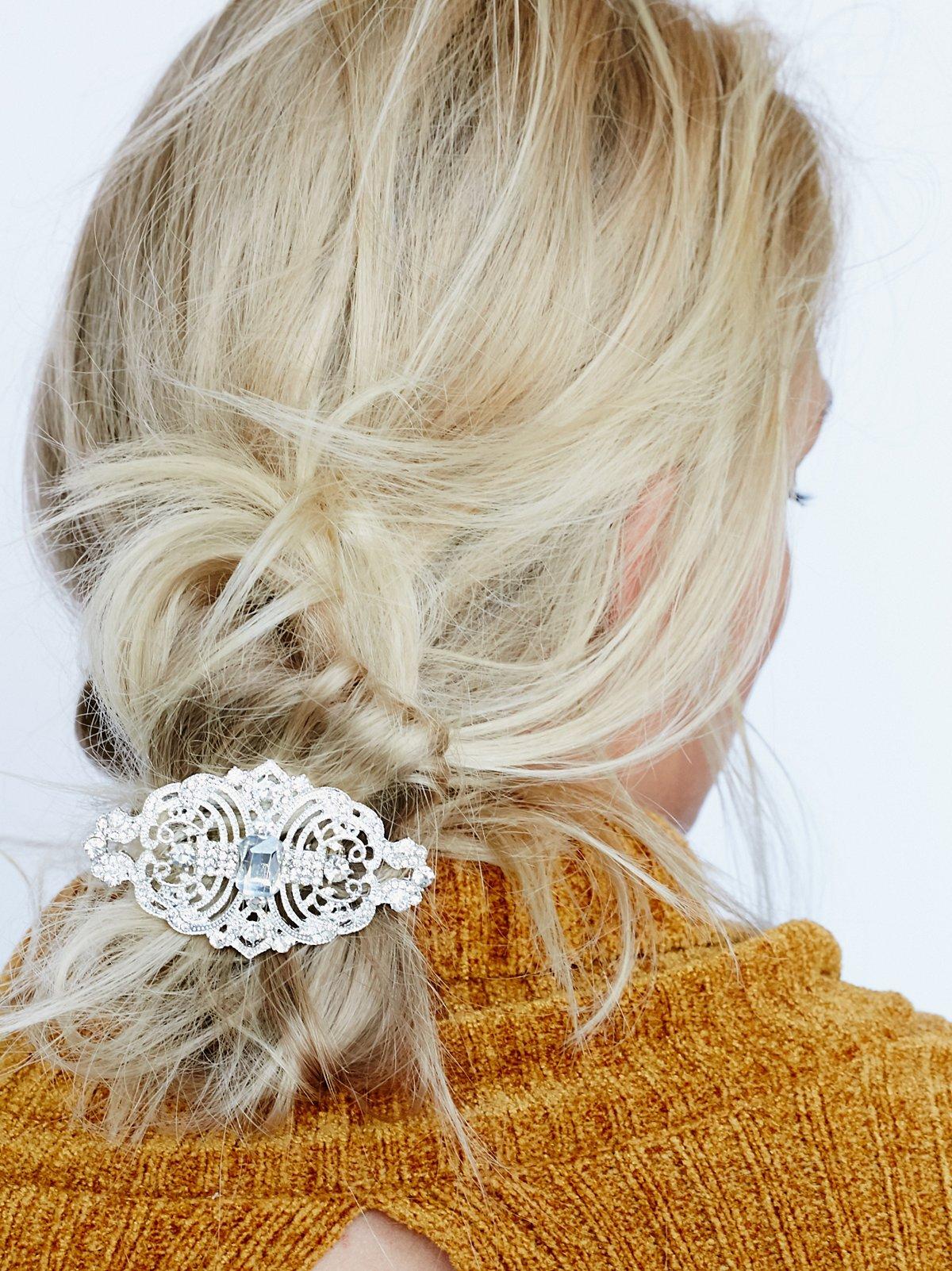 Baroque发髻饰针