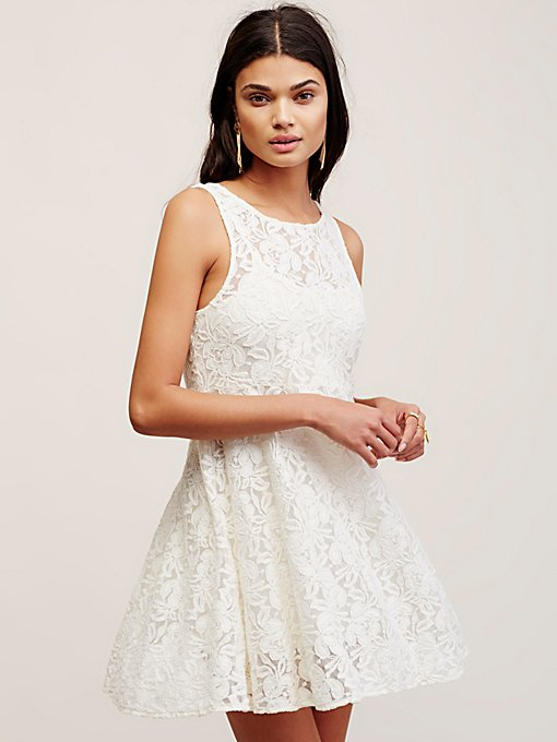 Product Image: Forever and Ever Lace Dress