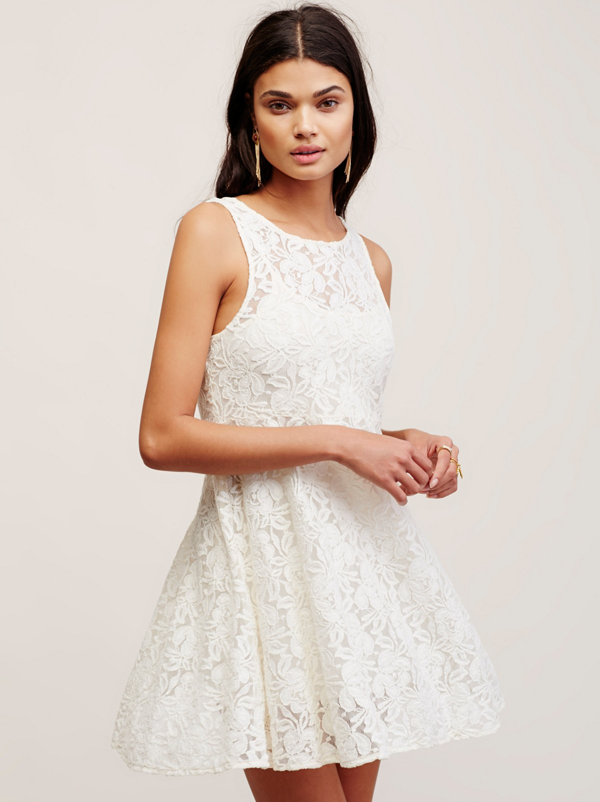 Forever and Ever Lace Dress