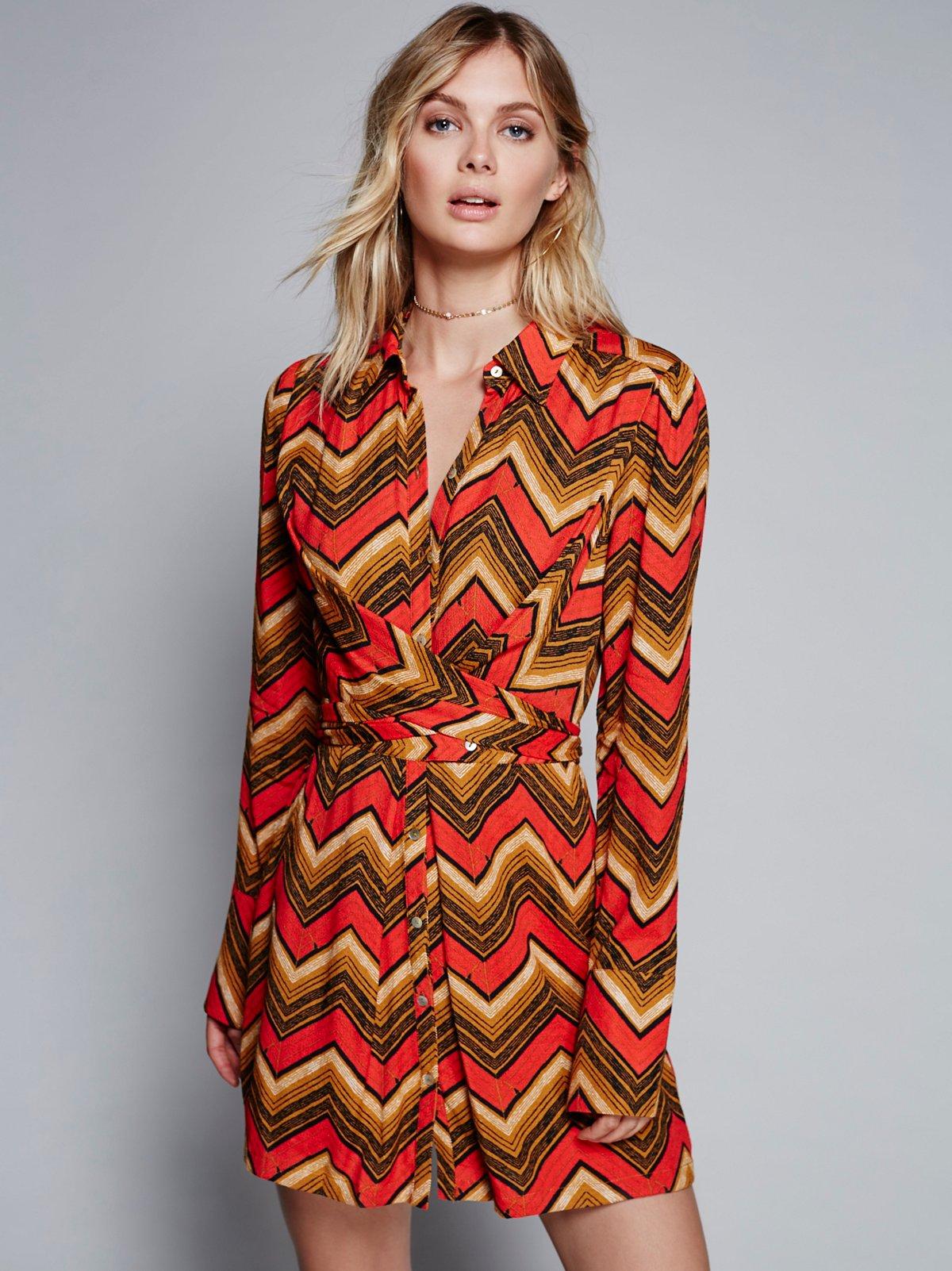 Alistair Shirt Dress