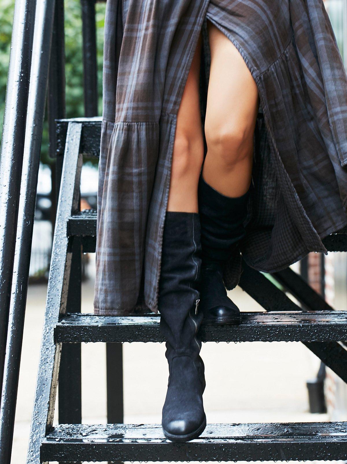 Copenhagen高筒长靴