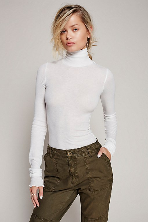 Product Image: Modern Cuff Layering Top